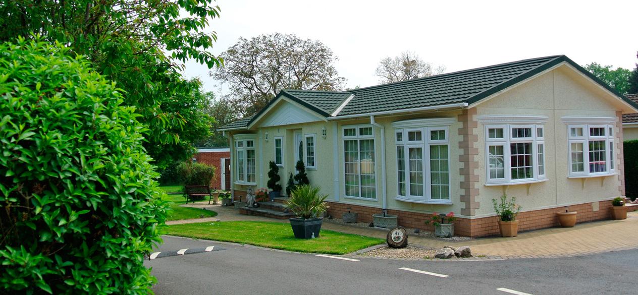Park Home Malvern